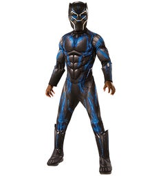 Marvel Black Panther Movie Boys Deluxe Costume