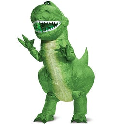 Toy Story 4 Rex Inflatable Costume