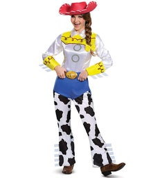 Toy Story 4 Jessie Deluxe Adult Costume
