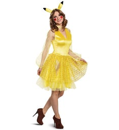 Pikachu Female Deluxe Costume