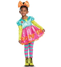 LOL Neon Qt Classic Child Costume
