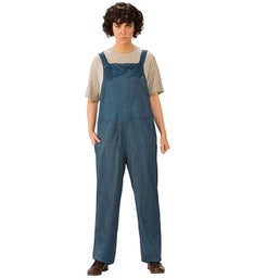 Stranger Things 2 Adult Elevens Overalls Adult