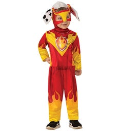 Paw Patrol Mighty Pups Marshall Costume
