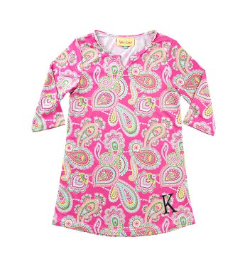 Personalized Lizzie Girls' Tunic