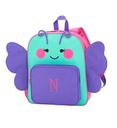 Personalized Butterfly Preschool Backpack