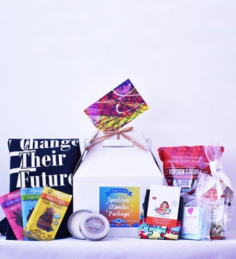 Stimulus Package Socially Good Wishes Box